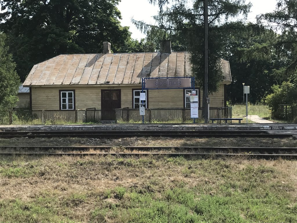 Vernichtungslager - Sobibor
