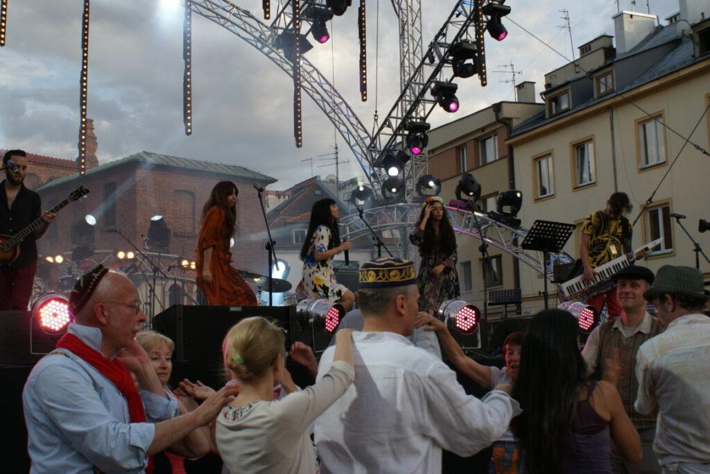 Krakau Kazimierz Jüdisches Festival