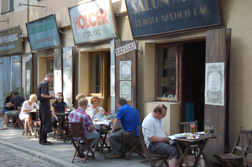 Krakau Kazimierz Restaurant