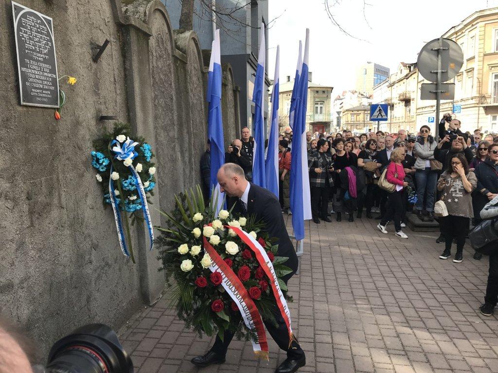 Krakau KZ-Plaszow Ghetto-Krakau