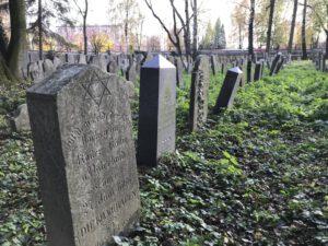 Oswiecim jüdischer Friedhof