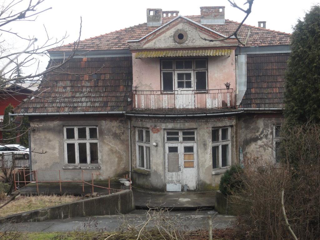 Krakau - KZ Plaszow Haus des Lagerkommandant Amon Goeth