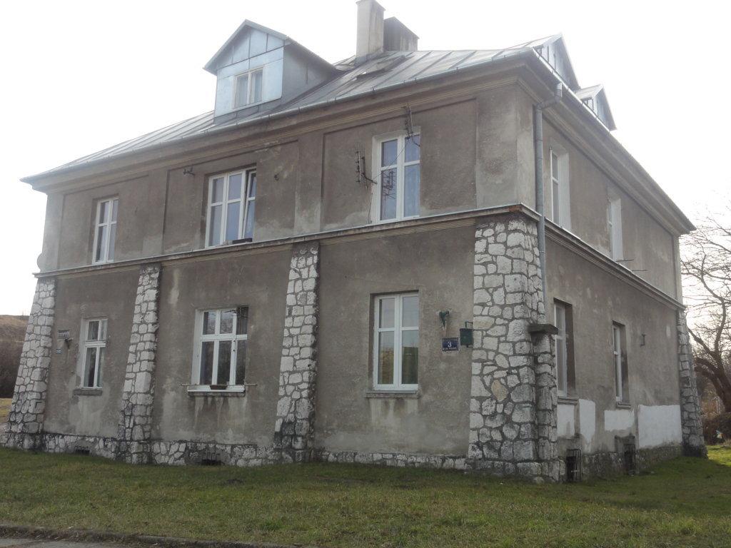 Krakau - KZ Plaszow Graues Haus