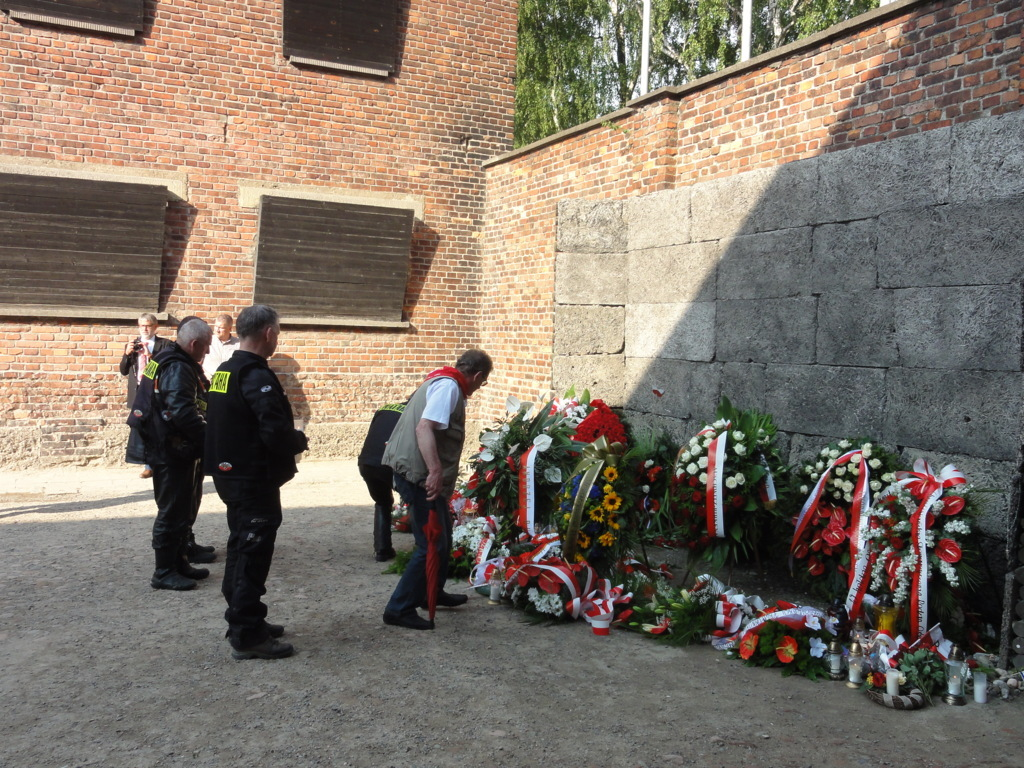 Jahrestag des ersten Transports von Häftlingen nach Auschwitz