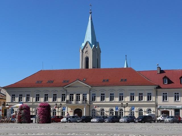 Stadt Oswiecim - deutsch Auschwitz