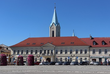 Oswiecim Marktplatz