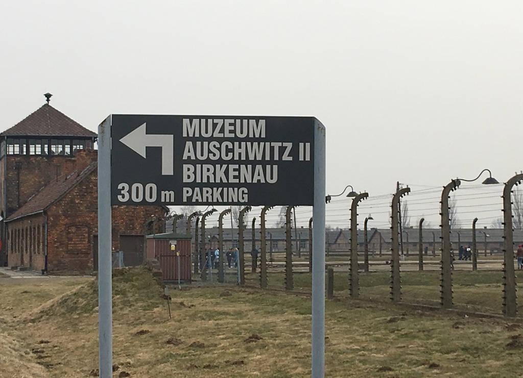 Auschwitz-Birkenau Anfahrt