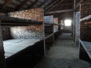 Auschwitz-Birkenau Häftlingsbaracke