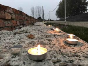 Auschwitz-Birkenau Gaskammer und Krematorium 3