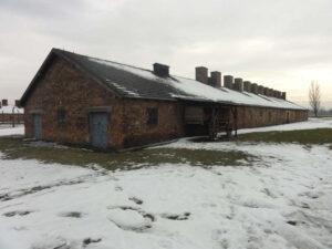 Auschwitz-Birkenau Küchentrakt