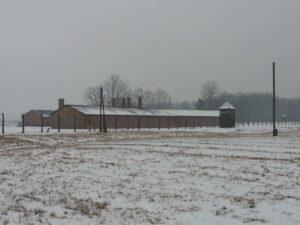 """Auschwitz-Birkenau """"Saune"""""""