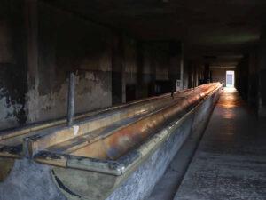 Auschwitz-Birkenau Waschbaracke