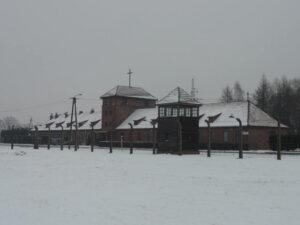 Auschwitz-Birkenau ehm. Kommandantur