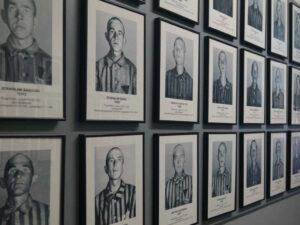 Auschwitz-Stammlager-Häftlingsfotos