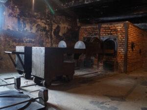 Auschwitz-Stammlager-Krematorium