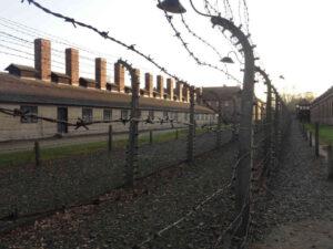 Auschwitz-Stammlager-Küchentrakt