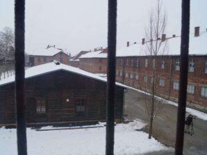 Auschwitz-Stammlager-Todesblock