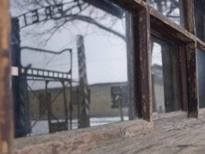 Auschwitz-Stammlager-Eingangskontrollblock