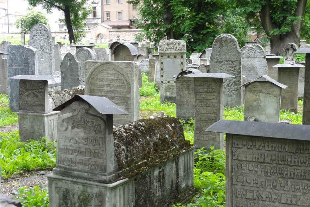 Krakau Kazimierz Alter-Friedhof