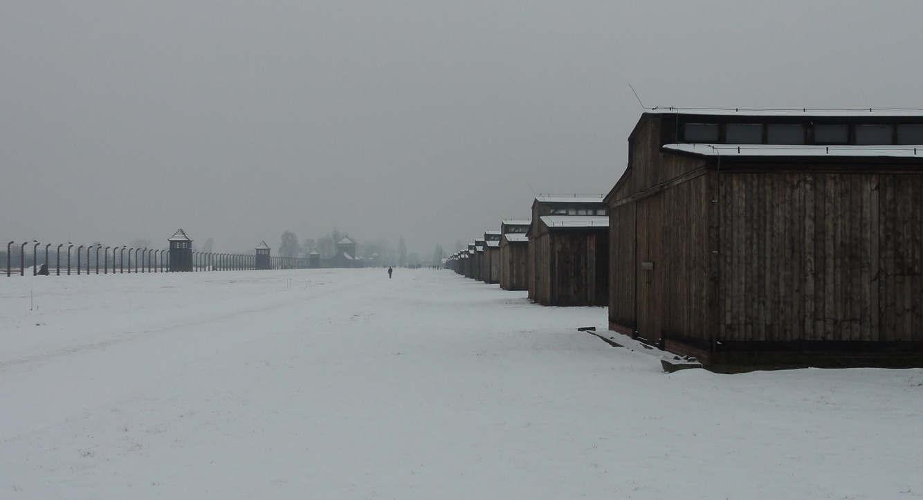 Schindlers Liste Auschwitz-Birkenau Baracken