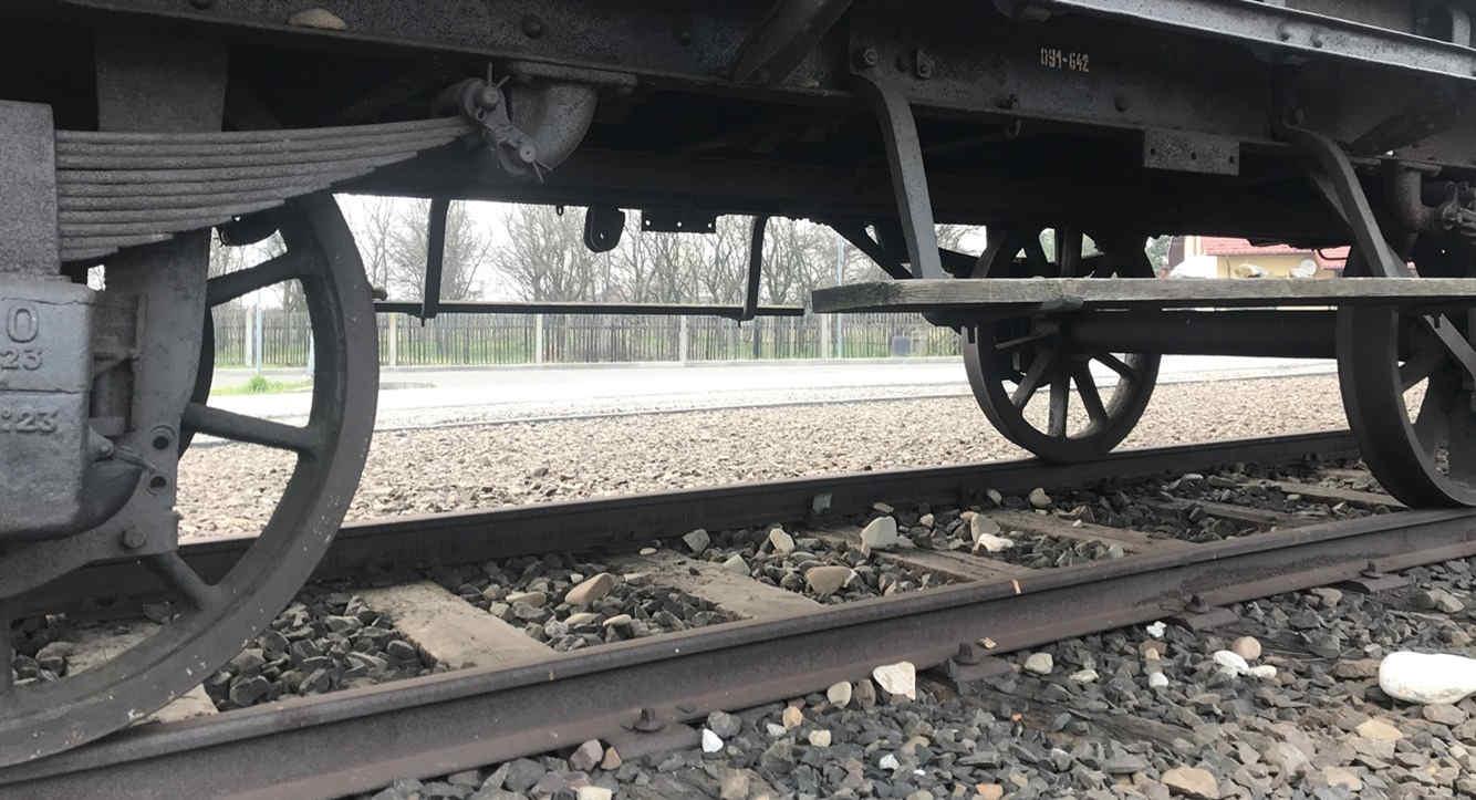 Schindlers Liste Auschwitz-Birkenau Rampe