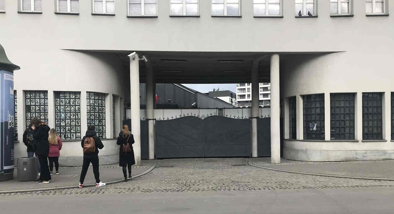 Schindlers Liste Emaillefabrik in Krakau