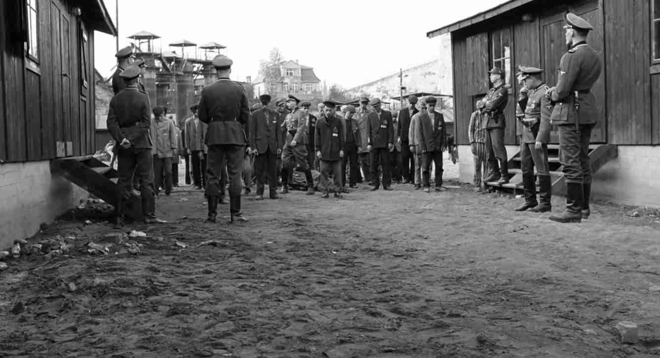 Schindlers Liste Filmszene KZ Plaszow