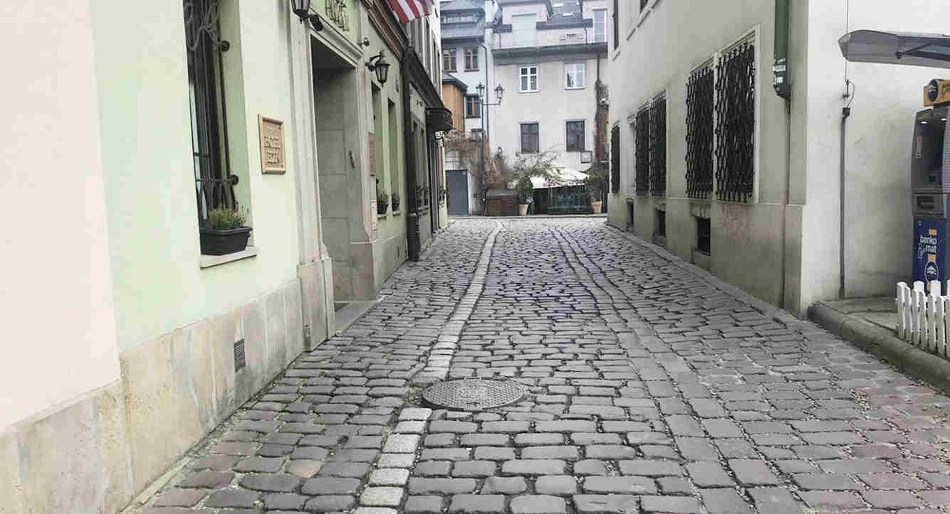 Schindlers Liste Ghettoräumung in Krakau