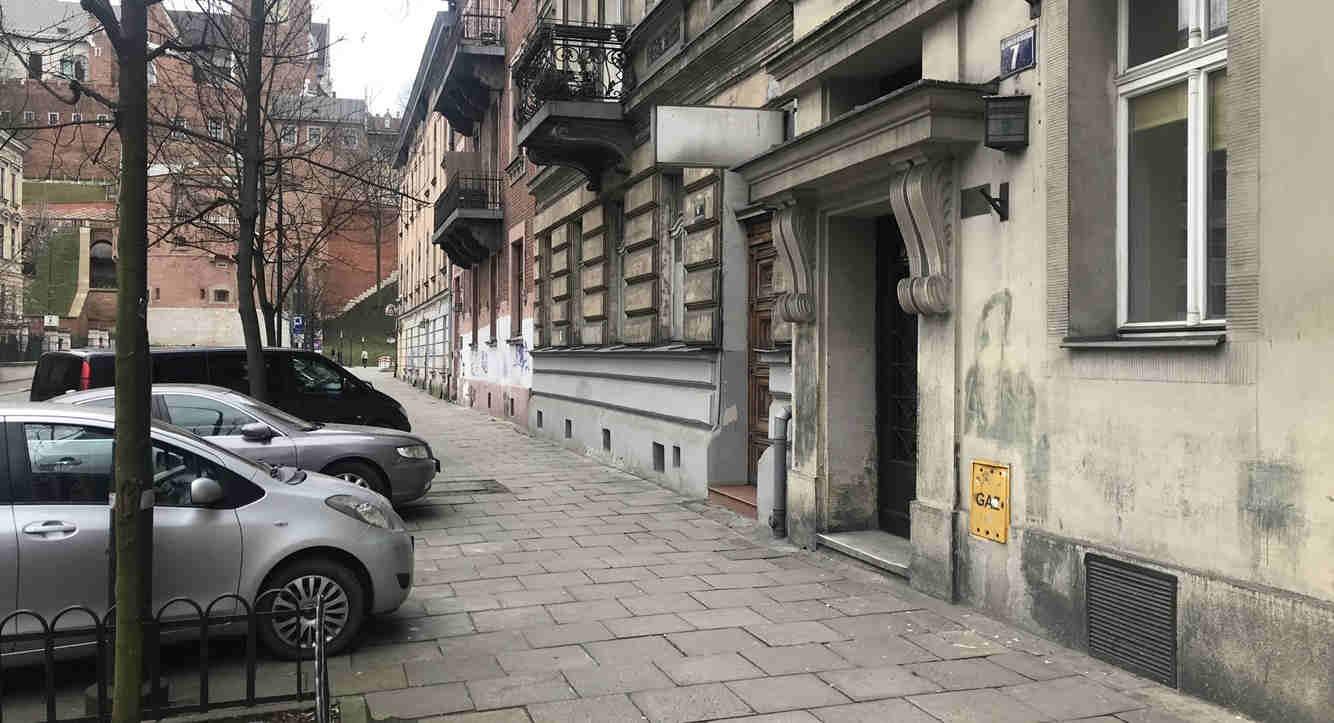 Schindlers Liste Wohnung in Krakau